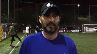 Cotton Club 3-1 Bacci Immobiliare F8 | Play-Off Scudetto - Semif. (Rit.) | Int. - Loy (BAC)