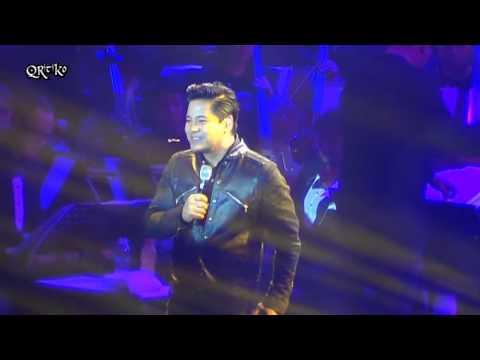 MARTIN NIEVERA - Ikaw Lang Ang Mamahalin/Ikaw Ang Lahat Sa Akin (3D Tatlong Dekada Concert)