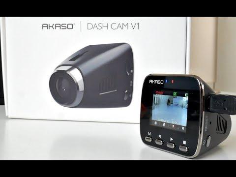 AKASO DASH CAM V1 - Car Dash Camera
