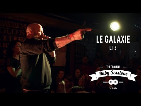Le Galaxie  LIE  at The Ruby Sessions