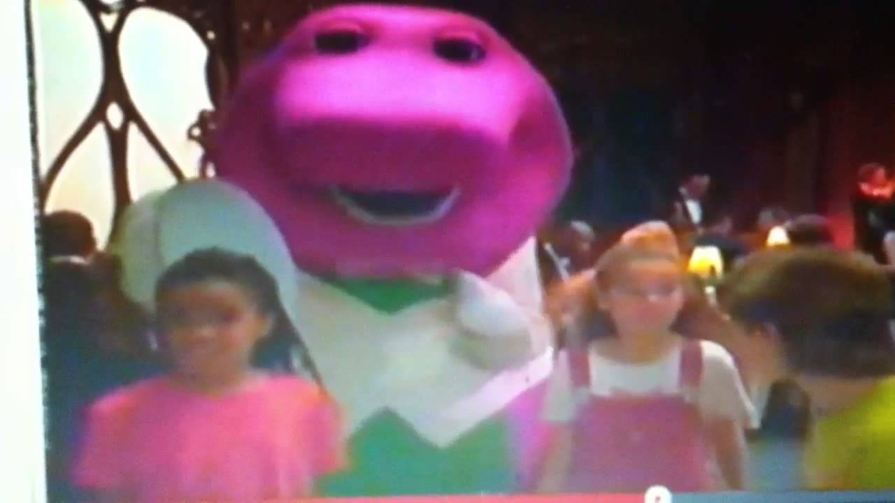 Barney Great Advinture Youtube