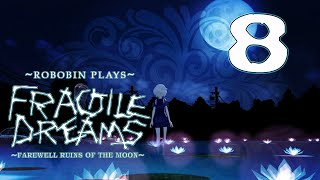 Fragile Dreams: Farewell Ruins of the Moon Episode 8 Seto Finds a Storybook about Pirates