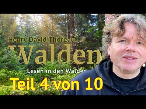 Henry David Thoreau: Walden – Teil 4 von 10 – Das Lesen in den Wäldern