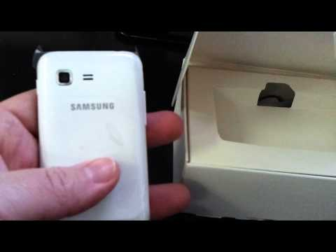 SAMSUNG REX 80 S5222R DUAL SIM Unboxing Video - CELL PHONE in Stock at www.welectronics.com