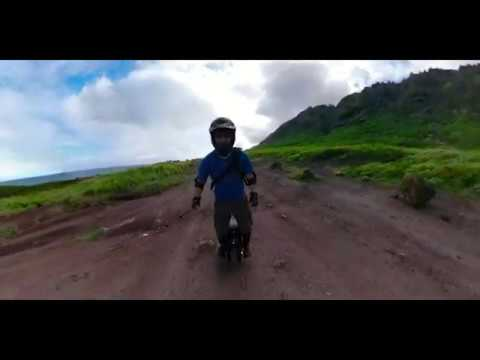 Technical Riding On The MSuper X