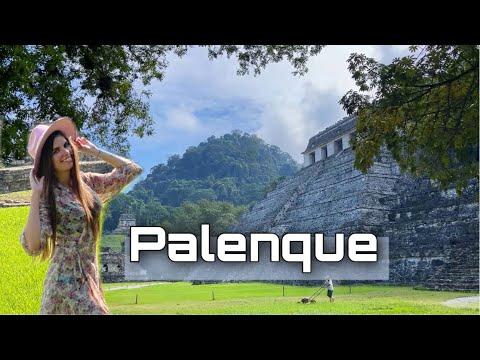 PALENQUE: La importante Ciudad Maya | CHIAPAS
