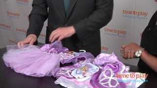 Sofia the First 2-in-1 Transforming Dress from Jakks Pacific