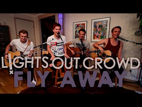 FLY AWAY - 5 Seconds of Summer (Lights Out Crowd LIVE ACOUSTIC COVER)