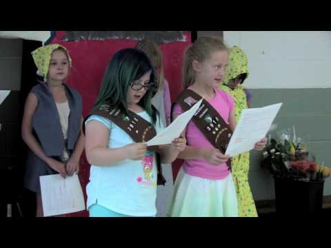 Troop 63918 World Of Girls Journey, Final Project