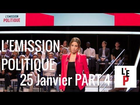 L'Emission politique avec Laurent Wauquiez – part 4 - le 25 janvier 2018 (France 2)