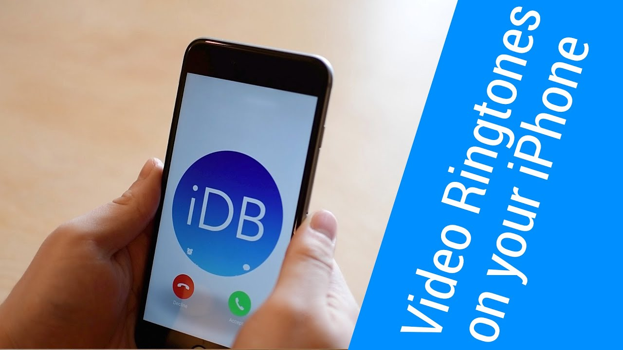 video ringtones cydia ios 8