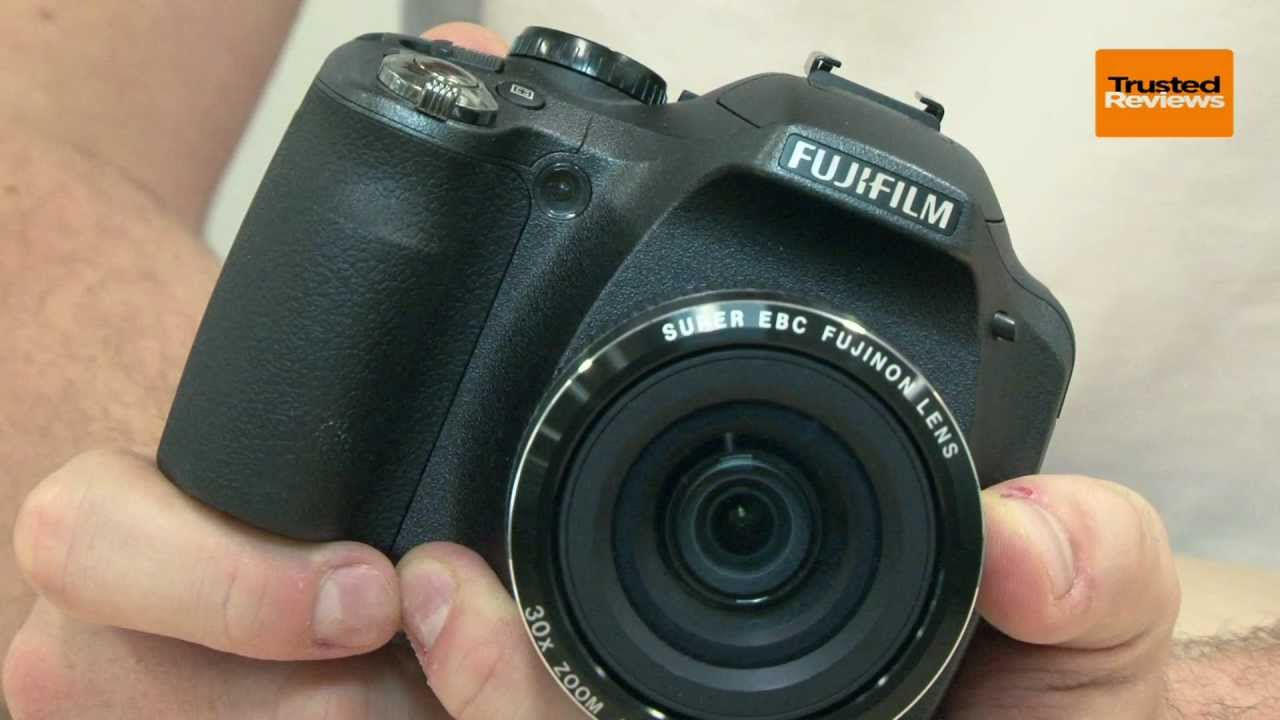 Fujifilm Finepix Sl300 Review Youtube