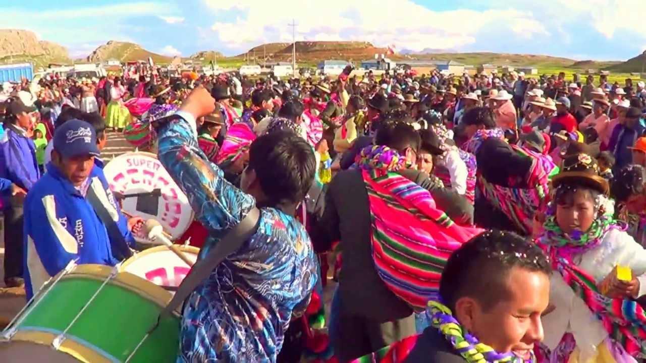 Carnaval de Arapa (Puno) - DePeru.com | Nacimiento de ...