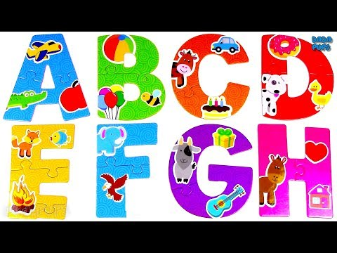 ABC SONG for ChildrenLearn the Alphabet from A to Z26 Letters from A to ZABC For Kids