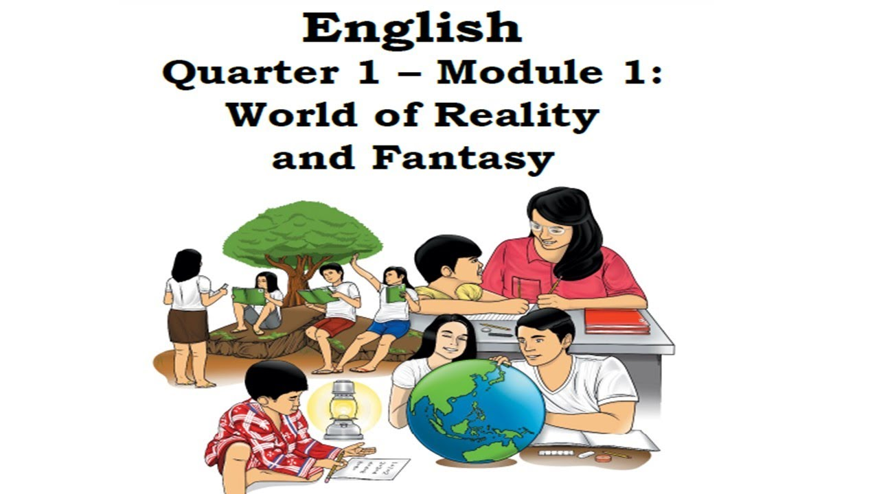 hight resolution of ENGLISH GRADE SIX MODULE 1 LESSON 1 - YouTube