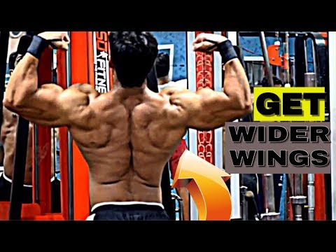 Top 3 Exercise For Wider wings | Back Workout | Rubal Dhankar|