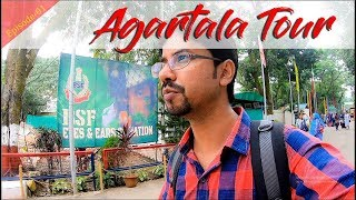 Agartala Tour-Ep01 | How to cross Bangladesh-India border from Akhaura/Agartala |