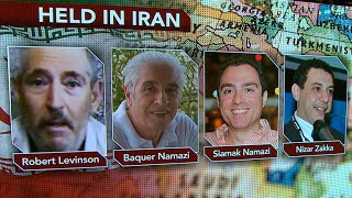 Family pleads for release of U.S. prisoners in Iran amid deteriorating health