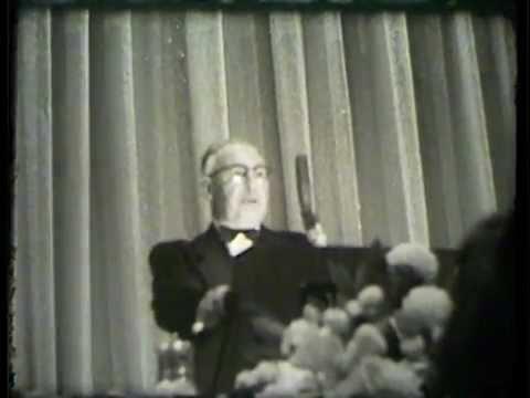 Inaugural, ca. 1958