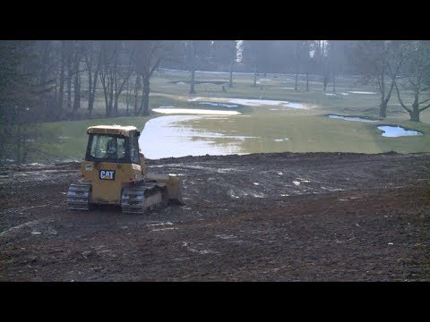 Gil Hanse & John Gosselin on the Aronimink GC Renovations