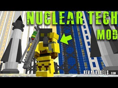 HbM's Nuker Mod Nuclear Tech Showcase