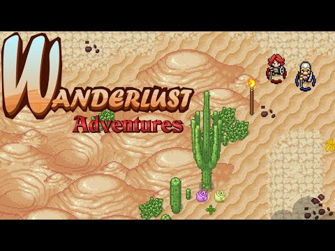 Wanderlust: Adventures Preview with Leth!