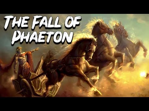 Phaeton: The Fall of the Son of Apollo - Greek Mythology Stories - See U in History