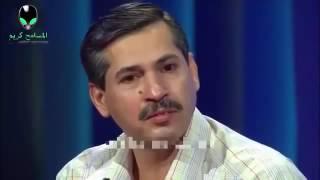 الرجل السوري الذي ابكى اكثر من 20 مليون مشاهد في برنامج المسامح كريم  لك الله يا سوريا