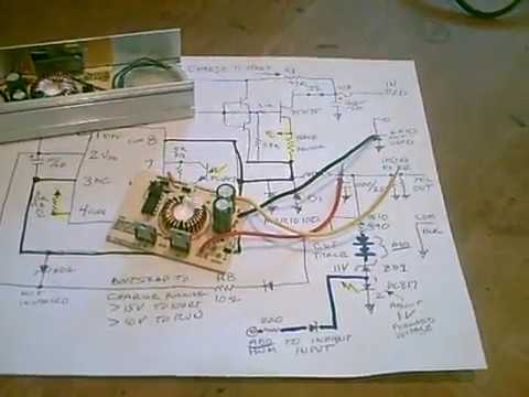 EASY DIY 72V 15A MPPT CHARGE CONTROLLER TO USE WITH ARDUINO