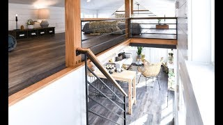 Beautifully Crafted Xl Tiny House