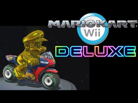 Mario Kart 8 Deluxe 200cc INWARD Bikes Only with SponSubs!