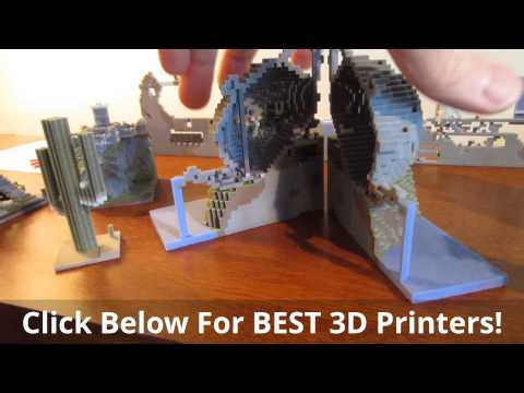 What Can You Make with 3D Printer? 3D Printer Sale 2016