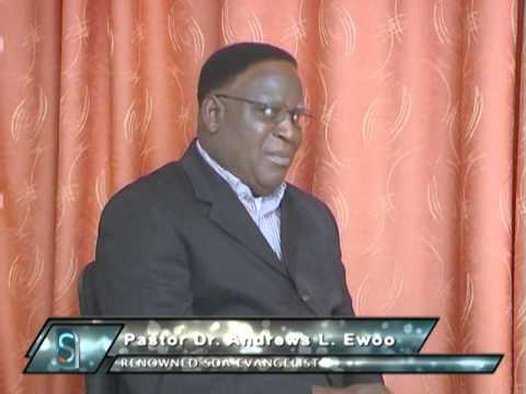 Pastor Dr. Andrews L. Ewoo on Footprints with Sandra Agyeman.
