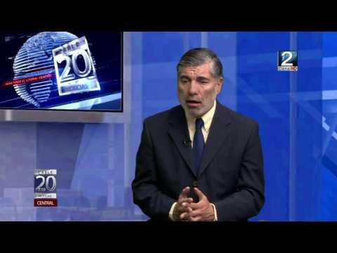 06 FEB 2017 ENTREVISTA CAPITÁN DE PUERTO ALEX RICH