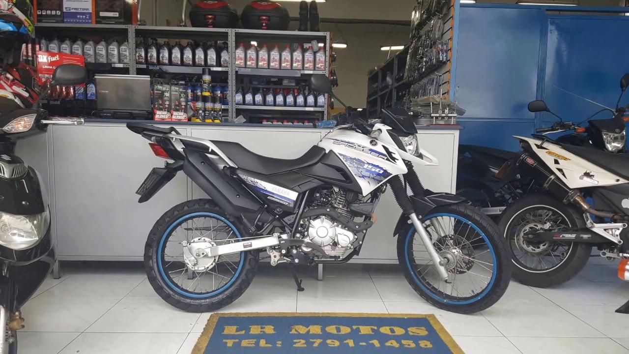 Extrêmement LR Motos - Revisão de Moto Concluida - Yamaha Crosser 150 Branca  LY24