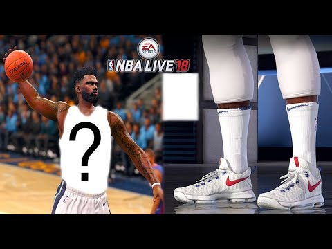 NBA LIVE 18 THE ONE CAREER - SIGNING TO A NEW TEAM! RUSSELL WESTBROOK & DEMARCUS COUSINS GET TRADED