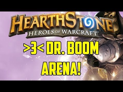 3 Dr Boom Arena Run - Draft & Highlights