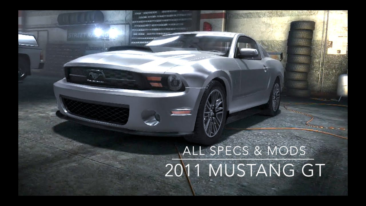 The crew all 2011 mustang gt specs modifications youtube