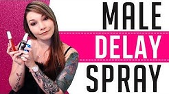 Delay Sprays For Men | Penis Numbing Spray | Male Enhancement Sex Sprays