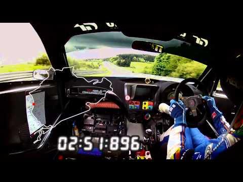 24 Hours Nürburgring Challenge 2013: On-board camera