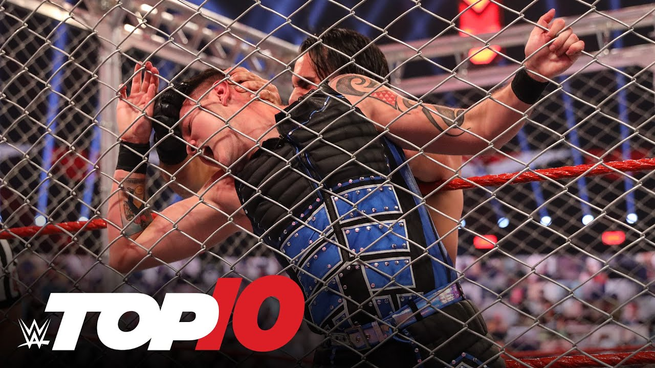 Top 10 Raw moments: WWE Top 10, September 14, 2020