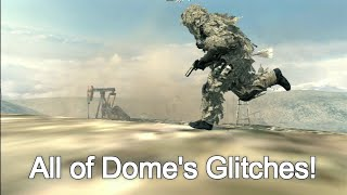 MW3 Dome: Best Glitches, Spots & Out of maps!