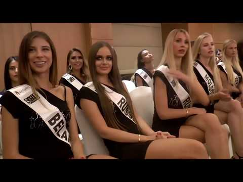 MISS WORLD NEXT TOP MODEL 2018 2nd week in Lebanon
