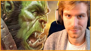 First Time Checking Out the Alpha! | Battle For Azeroth Alpha Gameplay | World of Warcraft BfA