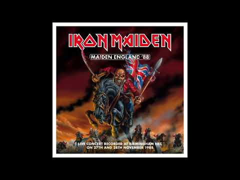 Iron Maiden - Moonchild ( Live / Maiden England 88' ) / HQ CD Audio mp3