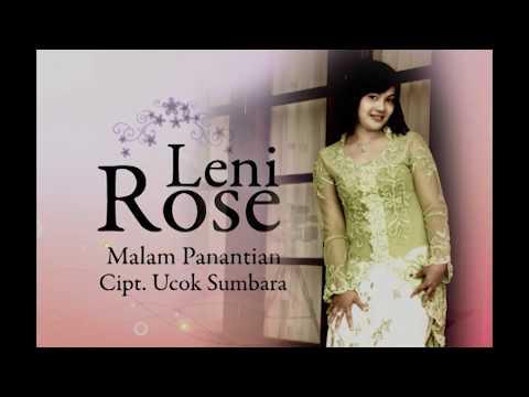 Pop Minang Leni Rose   Malam Panantian