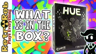 Hue Indie Game Box Unboxing and Thoughts