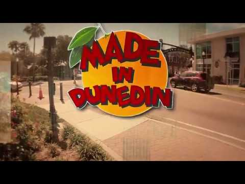 Made In Dunedin - Story Of Dunedin Oranges