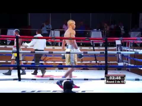 24-2-2017 Hector Luis Garcia vs Robinson Garcia (HD Full Fight)