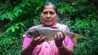 Village Food: Carp Fish Cooking Recipe by Village Food Life